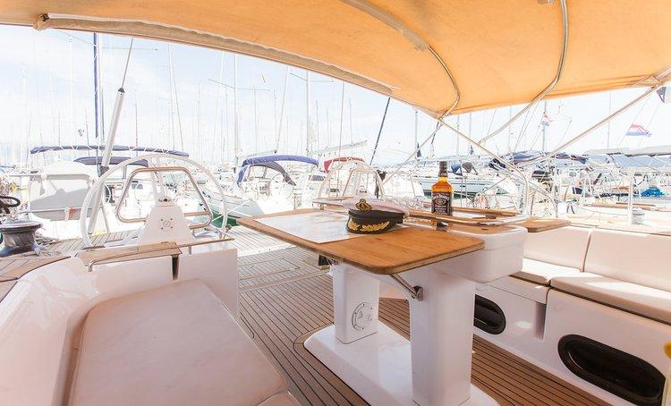 Boat for rent Elan Marine 48.0 feet in Marina Kastela, Kastela,