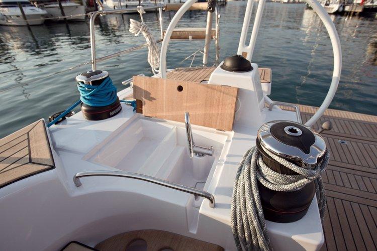 Other boat rental in Marina Trogir - SCT, Croatia