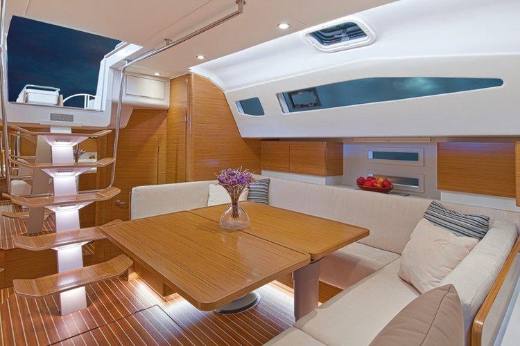 Boat for rent Elan Marine 49.0 feet in Marina Dalmacija, Sukosan,