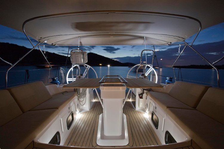 Elan Marine boat for rent in Split region