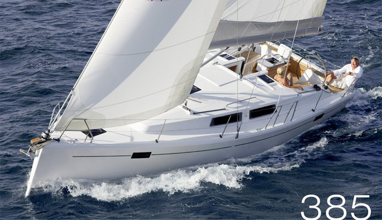 37.0 feet Hanse Yachts in great shape
