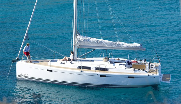 Hanse Yachts's 40.0 feet in Split region