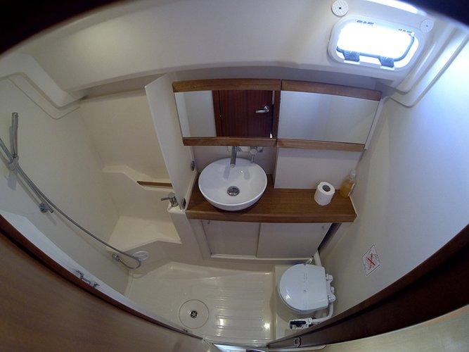Boat for rent Hanse Yachts 44.0 feet in Marina Mandalina, Sibenik,