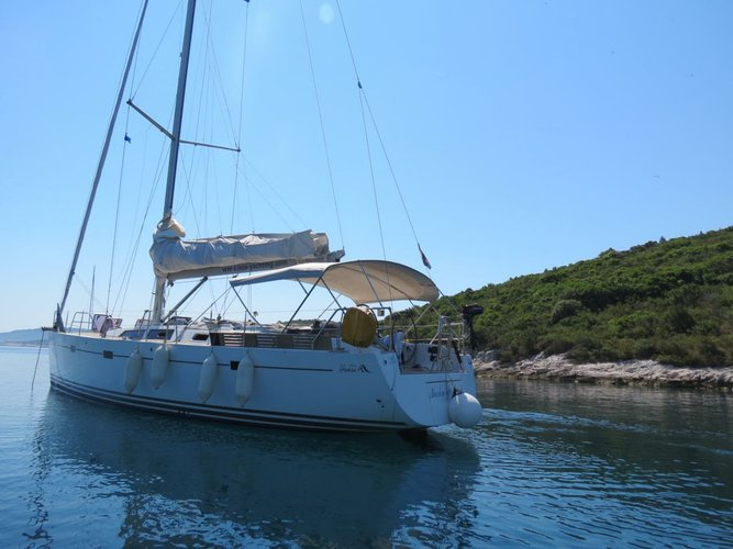 46.0 feet Hanse Yachts in great shape