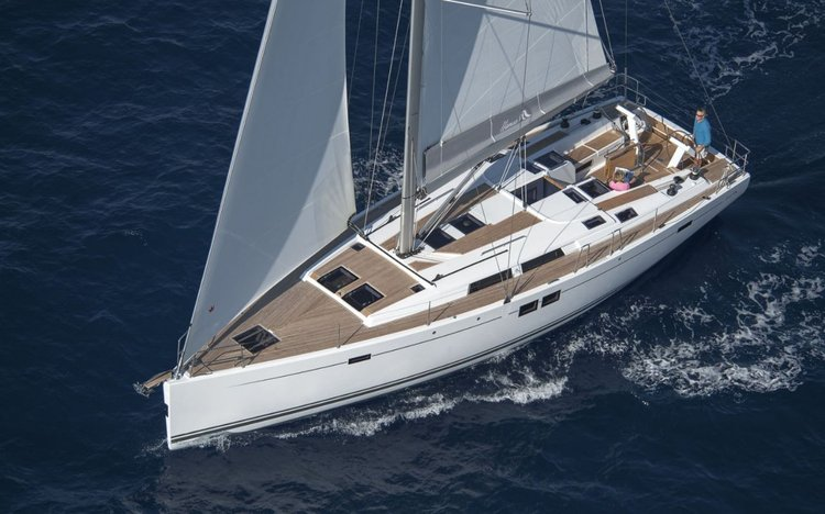 50.0 feet Hanse Yachts in great shape