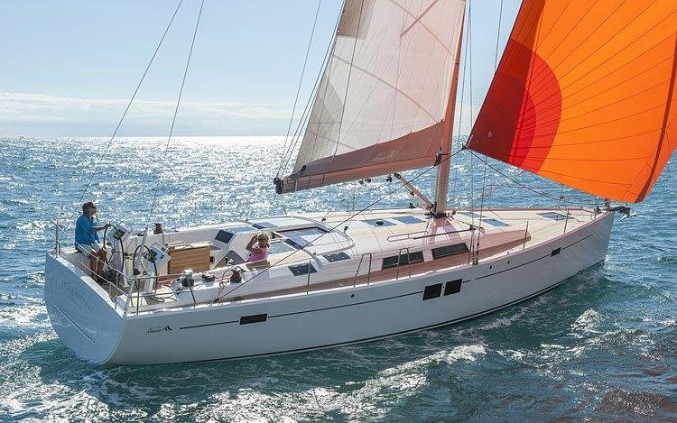 Discover Dubrovnik region surroundings on this Hanse 505 Hanse Yachts boat