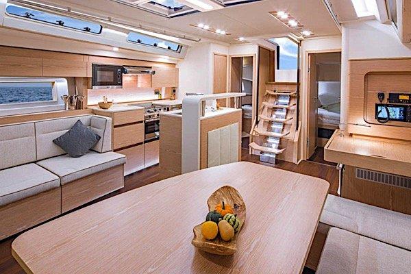 Boat for rent Hanse Yachts 56.0 feet in Marina Trogir - SCT,