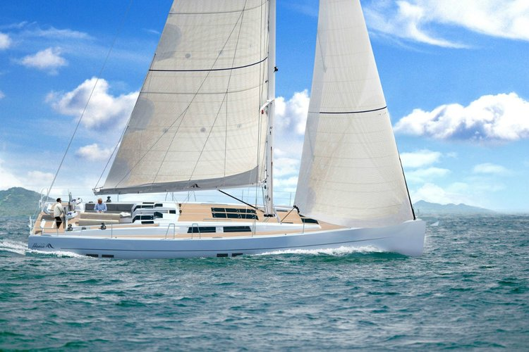 Unique experience on this beautiful Hanse Yachts Hanse 575