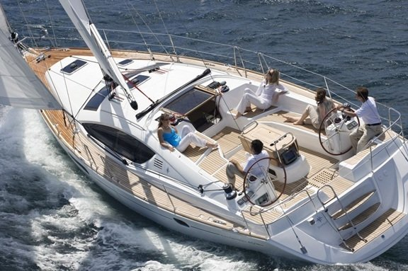 Jeanneau boat for rent in ibiza