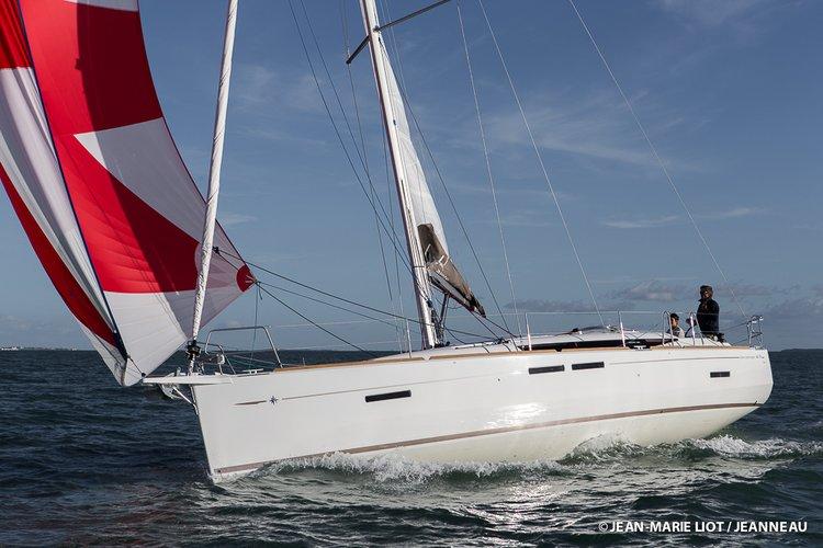 Jeanneau's 41.0 feet in Dubrovnik region
