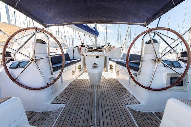 Boat for rent Jeanneau 42.0 feet in Athens - Marina Alimos (Kalamaki),