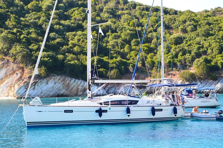 Rent this Jeanneau for a true nautical adventure