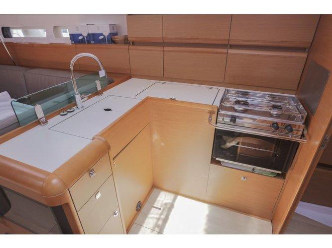 Discover Split region surroundings on this Sun Odyssey 449 Jeanneau boat