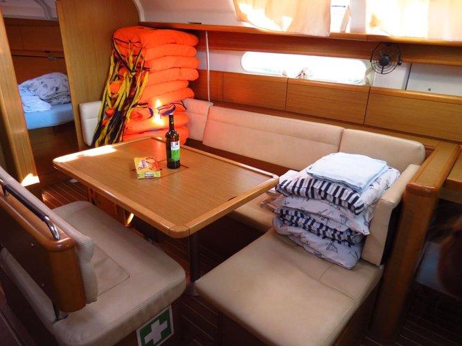 Discover Split region surroundings on this Sun Odyssey 44i Jeanneau boat