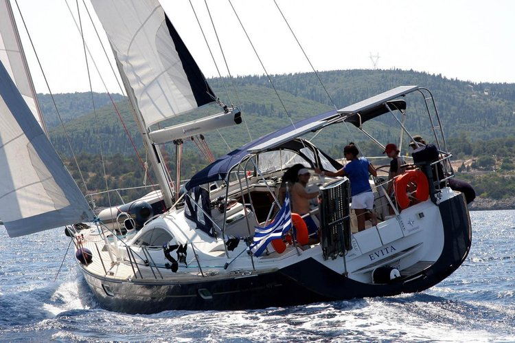 Jeanneau's 48.0 feet in Ionian Islands
