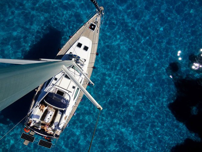 Jeanneau boat for rent in Ionian Islands