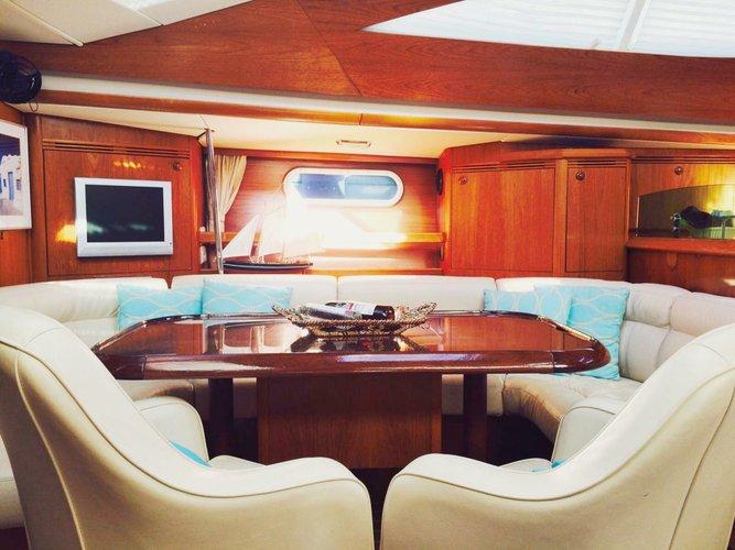 Boat for rent Jeanneau 48.0 feet in Lefkas - Marina Lefkas, Greece