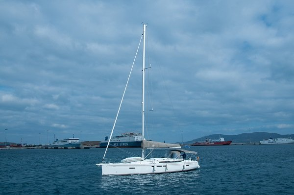 Boat for rent Jeanneau 51.0 feet in Cyclades, Greece