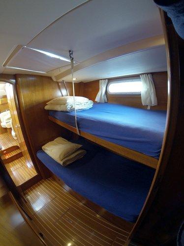 Discover Šibenik region surroundings on this Sun Odyssey 54 DS Jeanneau boat