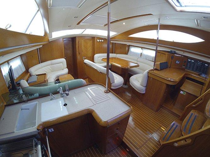 Boat for rent Jeanneau 54.0 feet in Marina Mandalina, Sibenik,