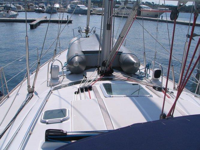54.0 feet Jeanneau in great shape