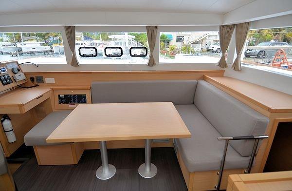 Boat for rent Lagoon-Bénéteau 38.0 feet in Cyclades, Greece