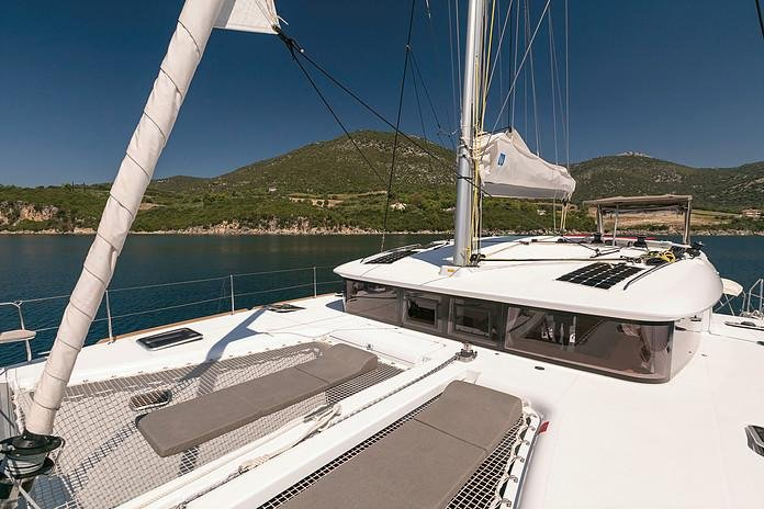 Catamaran boat rental in Lefkas - Marina Lefkas, Greece