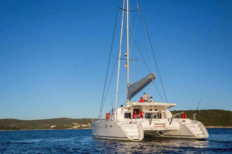 Boat for rent Lagoon-Bénéteau 50.0 feet in Marina Trogir - SCT,