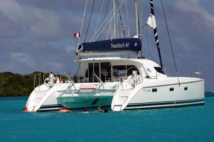 Discover Split region surroundings on this Nautitech 40 Nautitech Rochefort boat