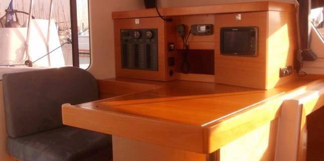 Boat for rent Nautitech Rochefort 44.0 feet in Cyclades, Greece