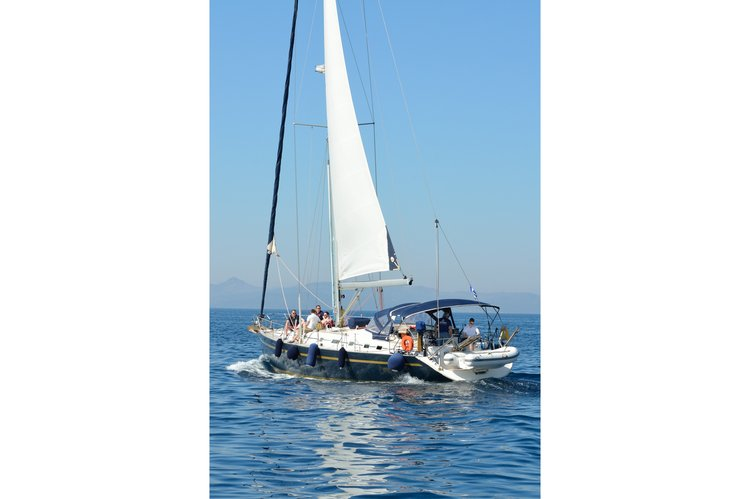 Boat for rent Ocean Star 56.0 feet in Marina Alimos (Kalamaki),