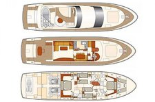 thumbnail-8 Astondoa 72.0 feet, boat for rent in Palma de Mallorca, ES