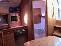 thumbnail-6 Bavaria Yachtbau 34.0 feet, boat for rent in Zadar region, HR