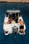 thumbnail-16 Bénéteau 23.0 feet, boat for rent in Split region, HR