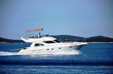 thumbnail-5 Cranchi 43.0 feet, boat for rent in Šibenik region, HR