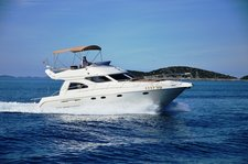 thumbnail-1 Cranchi 43.0 feet, boat for rent in Šibenik region, HR