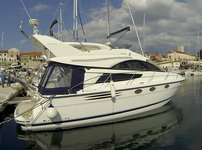 thumbnail-19 Fairline Boats 39.0 feet, boat for rent in Šibenik region, HR