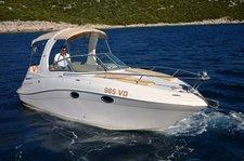 thumbnail-12 Four Winns Boats 28.0 feet, boat for rent in Šibenik region, HR