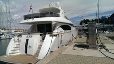 thumbnail-26 Maiora - Fipa Group 75.0 feet, boat for rent in Split region, HR