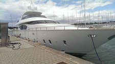 thumbnail-30 Maiora - Fipa Group 75.0 feet, boat for rent in Split region, HR