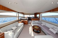 thumbnail-7 Princess Yachts 59.0 feet, boat for rent in Zadar region, HR