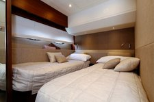 thumbnail-5 Princess Yachts 59.0 feet, boat for rent in Zadar region, HR