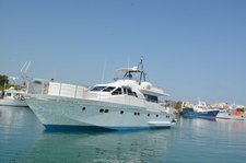 thumbnail-2 San Lorenzo 65.6167979 feet, boat for rent in kyllini, GR