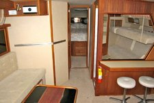 thumbnail-2 Sea Ray 38.976378 feet, boat for rent in kyllini, GR