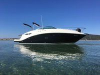 thumbnail-1 Sea Ray Boats 26.0 feet, boat for rent in Kvarner, HR