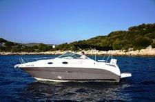 thumbnail-4 Sea Ray Boats 26.0 feet, boat for rent in Šibenik region, HR