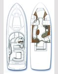 thumbnail-10 Sea Ray Boats 45.0 feet, boat for rent in Šibenik region, HR