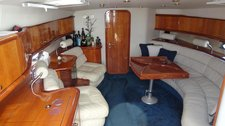 thumbnail-6 Sunseeker International 49.0 feet, boat for rent in Split region, HR