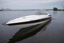 thumbnail-2 Sunseeker International 49.0 feet, boat for rent in Split region, HR