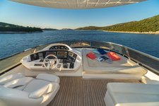 thumbnail-3 Sunseeker International 80.0 feet, boat for rent in Šibenik region, HR